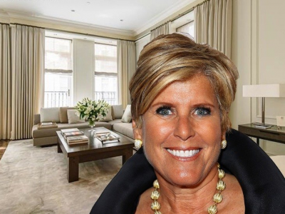 Personal finance guru Suze Orman is selling her Plaza apartment for $4.5 million + MORE